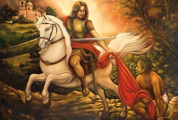 San Martino (11 Novembre): protettore di mendicanti e soldati