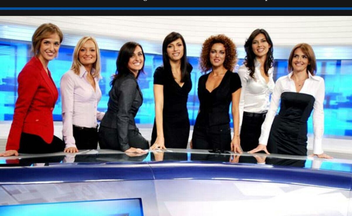 Classifica giornaliste italiane più belle della tv (Foto)