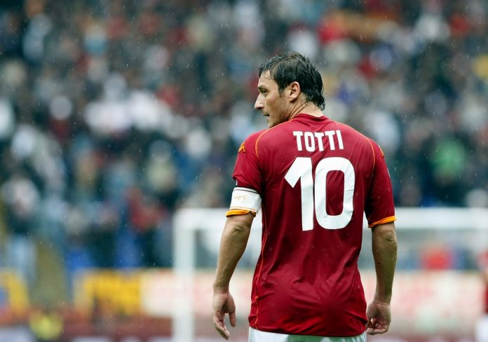 Mafia Capitale, Odevaine su Totti: