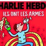 Copertina Charlie Hebdo sugli Attentati di Parigi