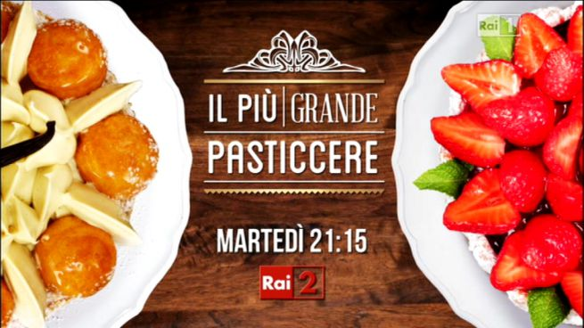 Il Più grande Pasticcere 2 Streaming: Replica Semifinale intera su Rai Replay