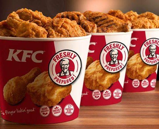 KFC apre a Napoli: il fast food del pollo fritto sbarca in Campania