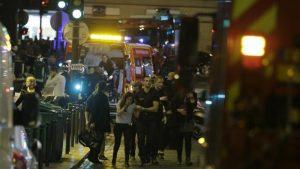 Attentato a Parigi: esplosioni di bombe con chiodi