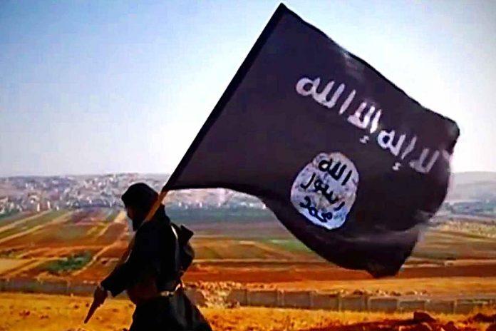Bandiera Isis a Sarno: in Campania tra Avellino e Salerno