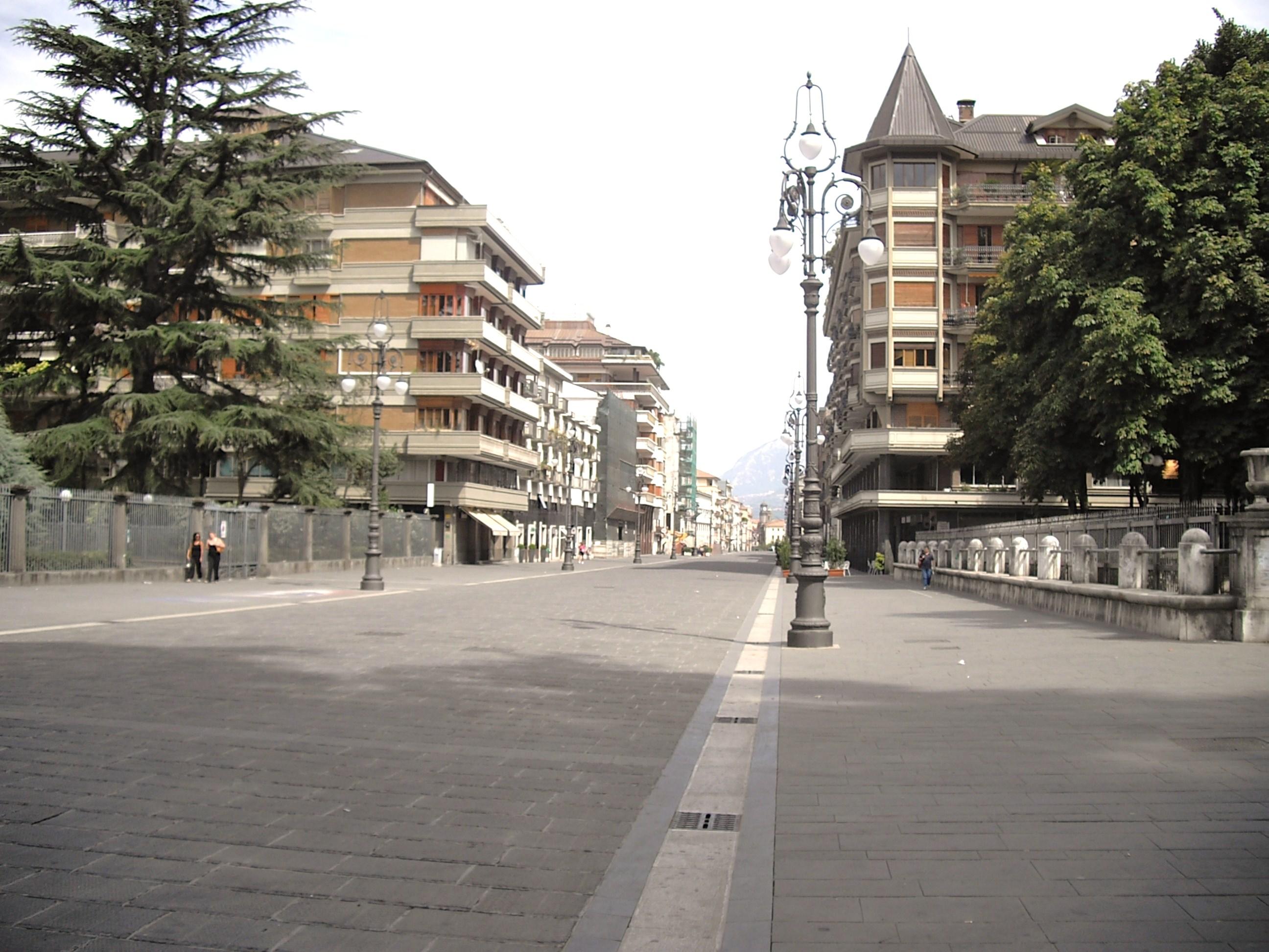 Città Più Vivibili d'Italia, Qualità della Vita: Avellino Prima in Campania