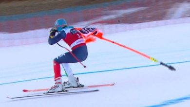 Innerhofer, discesa con Palo: Video Gazzetta dello Sport