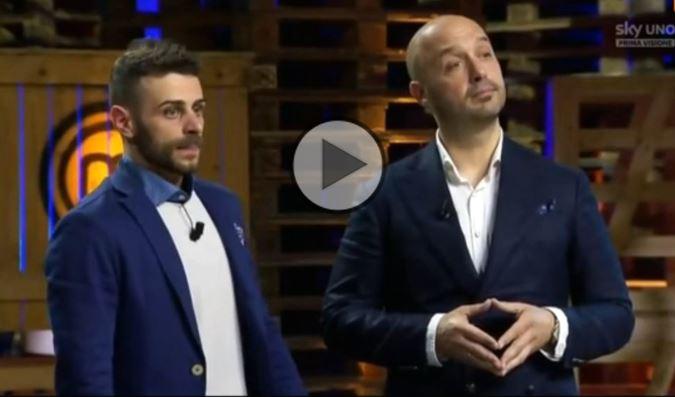 "Masterchef Italia 5: Stefano di Avellino cucina la lasagna ""sciuè sciuè"" (Video)"