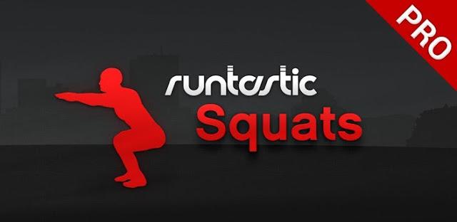 Runtastic Squat: App per Allenamenti e Dimagrire