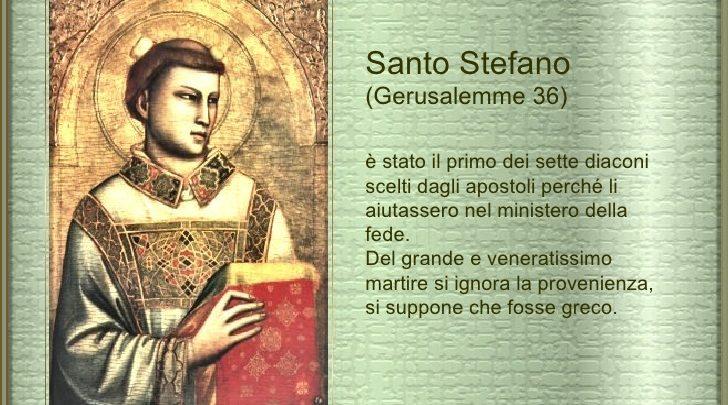 Santo Stefano: Perchè si festeggia il 26 dicembre