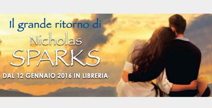 """Nuovo Libro Nicholas Sparks """"Nei tuoi occhi"""": Uscita, Trama e Prezzo"""