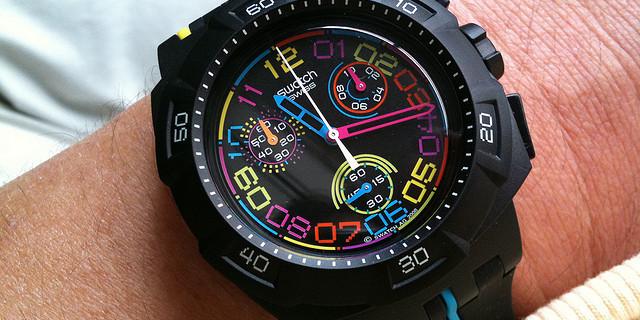 Tecnologia NFC: Swatch lancia Bellamy
