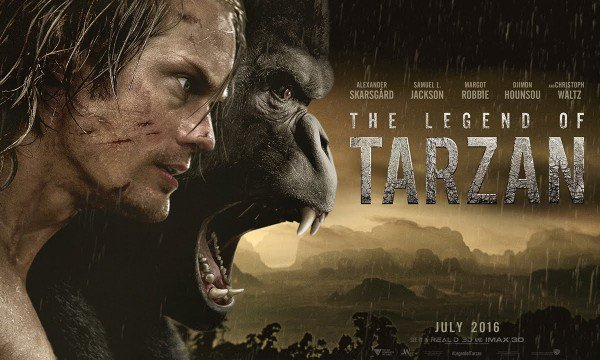 The Legend of Tarzan: Trailer Italiano con Alexander Skarsgard (video)