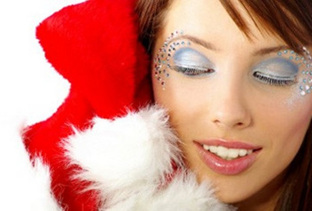 Come truccarsi a Natale 2015: Idee Make Up