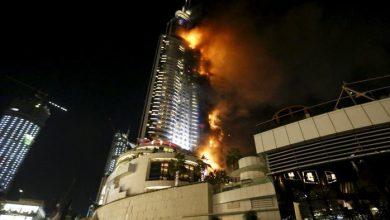 Incendio a Dubai (Video)