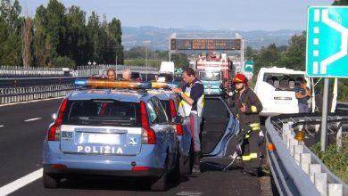 Photo of Roma, incidente sul Gra: un morto nello scontro tra 4 auto e un tir