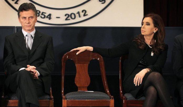 Argentina, Kirchner boicotta cerimonia Presidente Macri