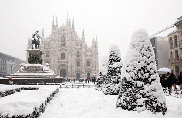 Spalatori neve Milano Amsa: come candidarsi