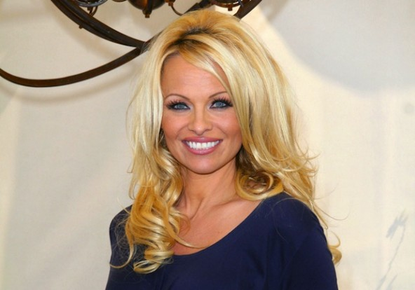 Pamela Anderson su Playboy per l'ultima copertina senza veli