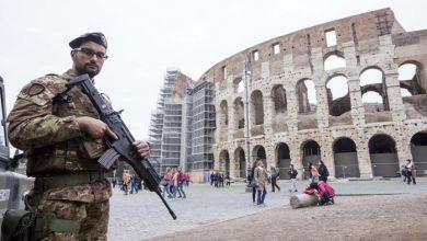 Photo of Roma, allerta terrorismo Capodanno 2017: Capitale blindata con tiratori scelti