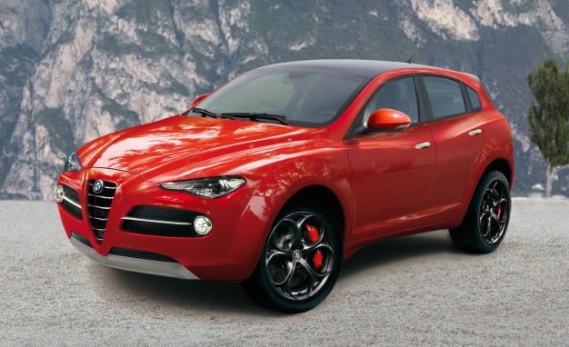 Alfa Romeo Suv: Video, Prezzo e scheda tecnica