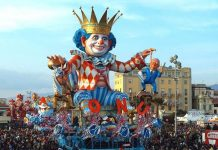 Carnevale di Viareggio 2016: Date, Prezzi e Orari dei Corsi Mascherati