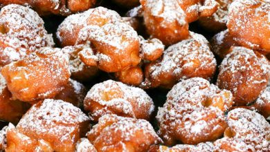 Photo of Ricette Dolci Carnevale 2016: Le Frittelle di Mele