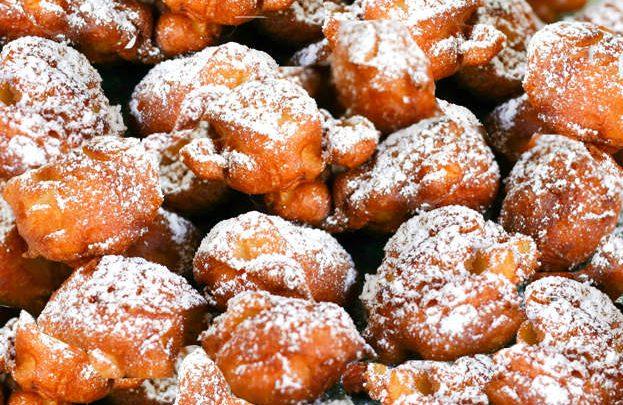Ricette Dolci Carnevale 2016: Le Frittelle di Mele