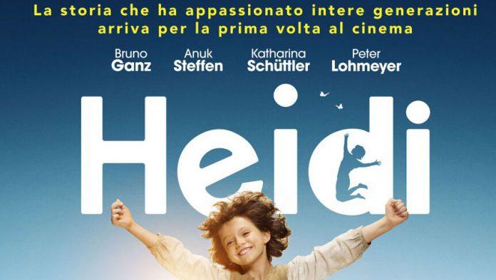 Heidi al Cinema: Video Trailer Italiano (2016)