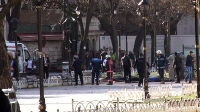 Turchia, Esplosione ad Istanbul e incendio in un Hotel