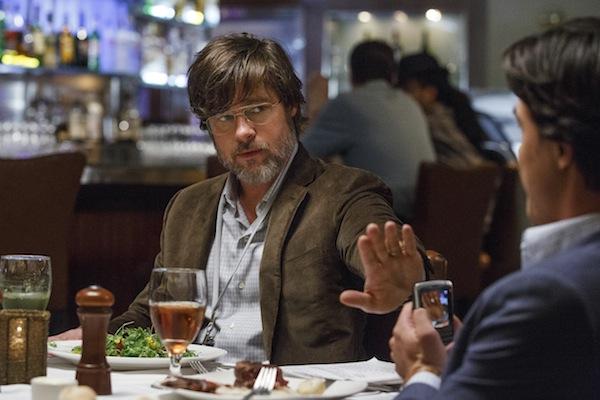 """""""La grande scommessa"""" Film con Brad Pitt: Video Trailer e Trama"""