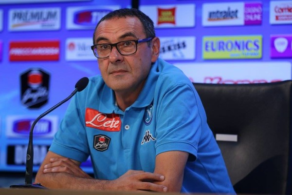 Maurizio Sarri-Napoli