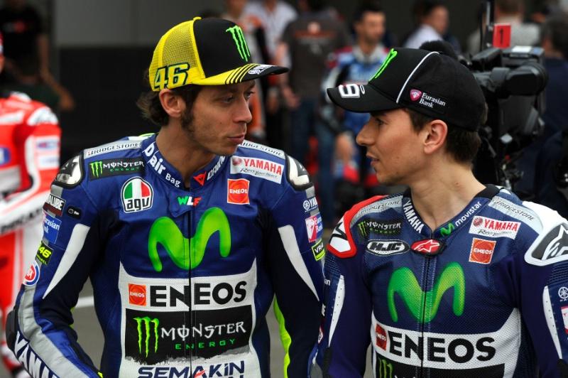 MotoGp, Rossi-Lorenzo: pace armata a presentazione nuova Yamaha M1