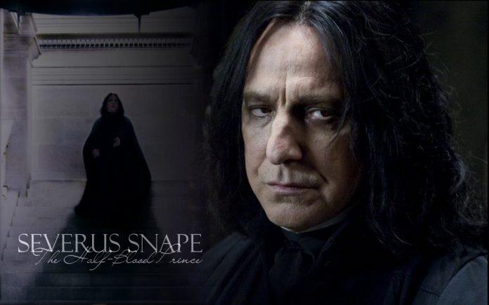 Alan Rickman è Morto: era Piton di Harry Potter