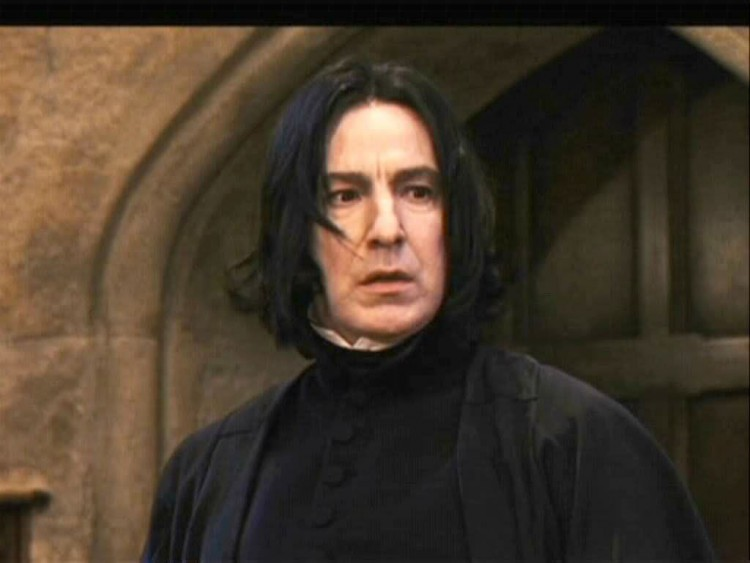 Harry Potter su Italia 1 in onore di Alan Rickman (19-20 gennaio 2016)