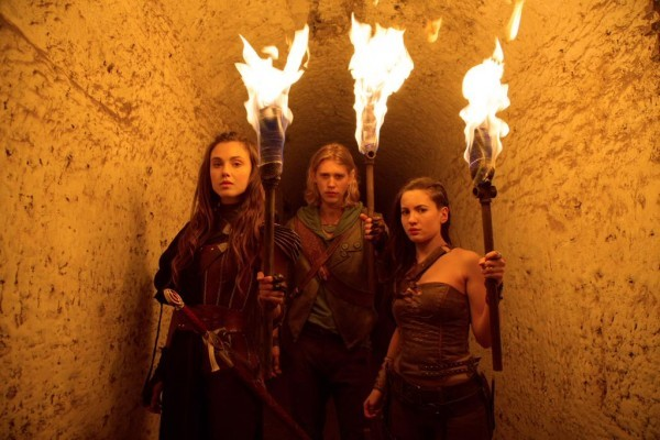 Shannara, anticipazioni prima puntata 15 Gennaio 2016