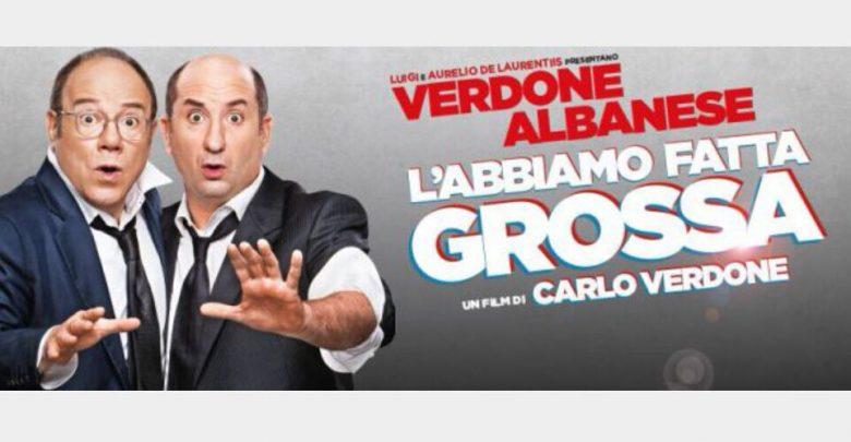 """""""L'abbiamo Fatta Grossa"""" Nuovo Film Carlo Vedone: Video Trailer e Data d'Uscita"""