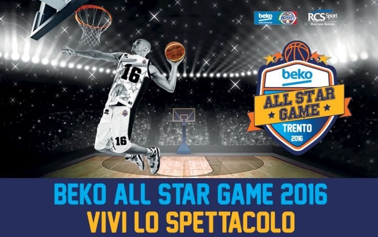 BEKO All Star Game 2016 Live: Diretta Tv e Streaming Gratis