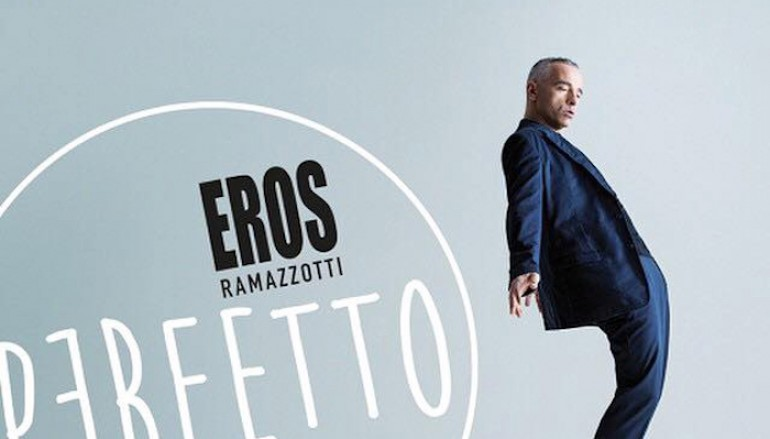 "Nuovo Singolo Eros Ramazzotti ""Rosa Nata Ieri"" (Video)"