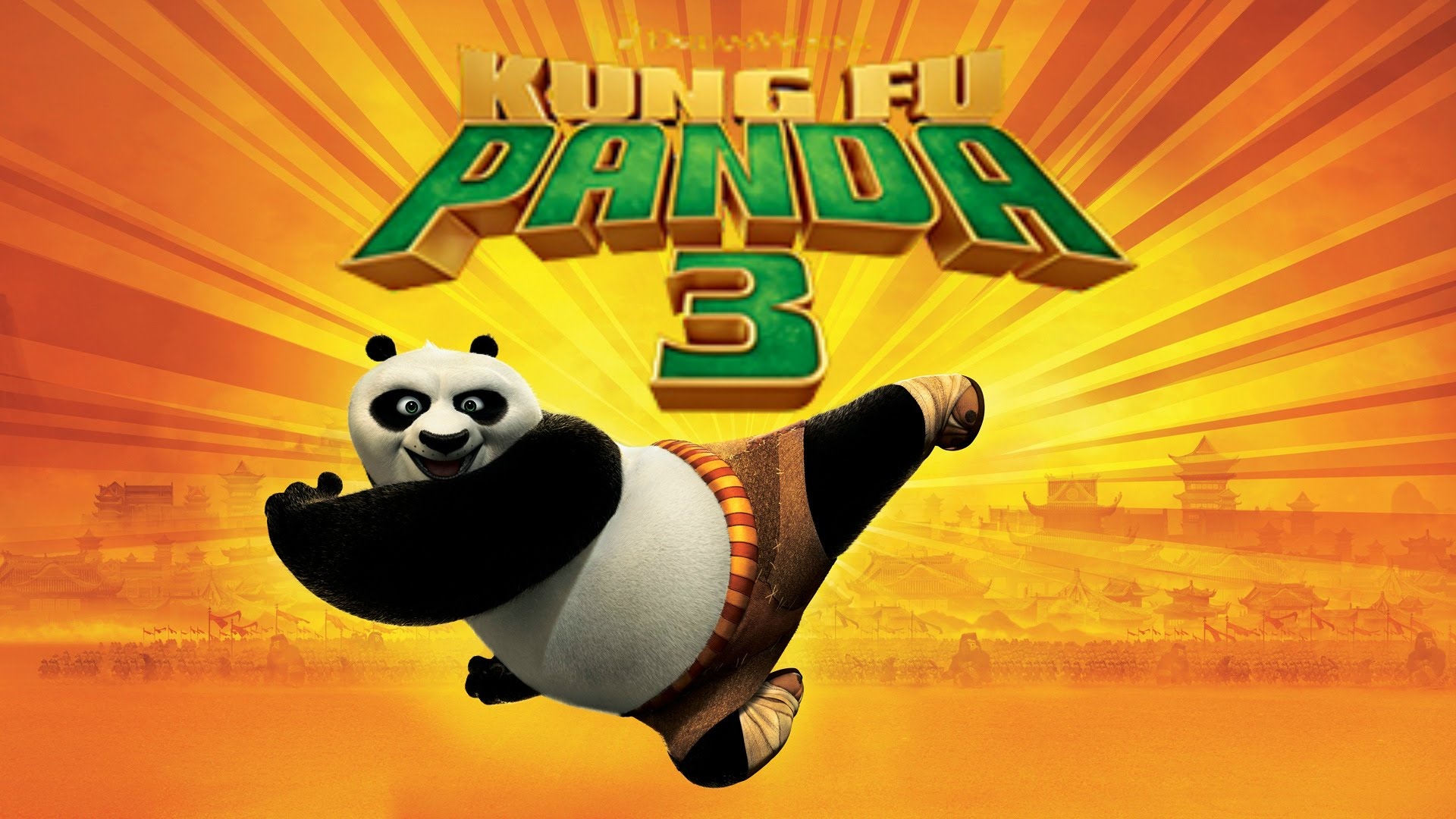 Kung Fu Panda 3: Video Trailer Italiano e Trama