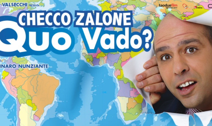"""Incassi """"Quo Vado?"""": battuto Record di """"Sole a Catinelle"""""""