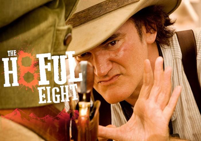 """""""The Hateful Eight"""" Nuovo Film Quentin Tarantino: Video Trailer, Trama e Uscita"""