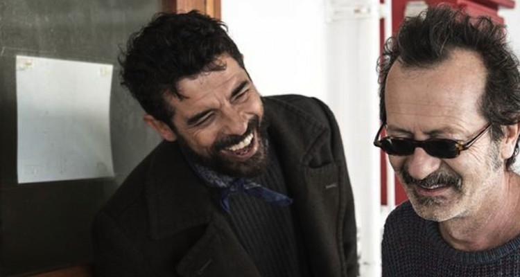 Rocco Papaleo e Alessandro Gassman a Sanremo 2016 (Video 12 Febbraio)