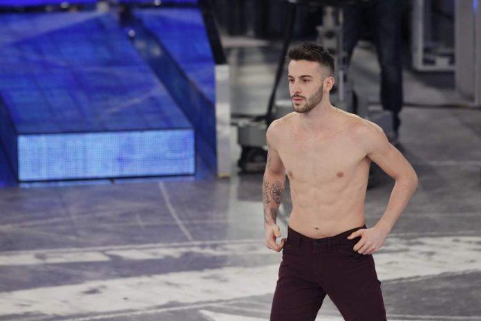 Amici 15: Andreas balla coreografia Peparini (Video 6 Febbraio)
