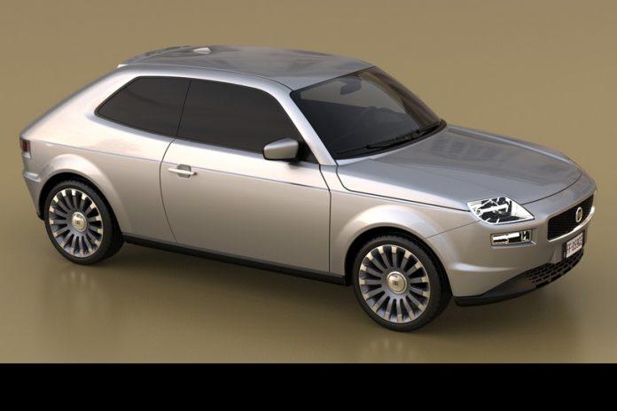 Nuova Fiat 127: Foto e design del futuro modello