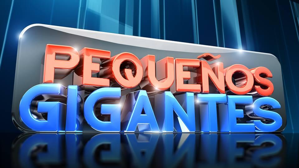 Pequeños Gigantes: Giudici e Capitani del Talent dei Bambini