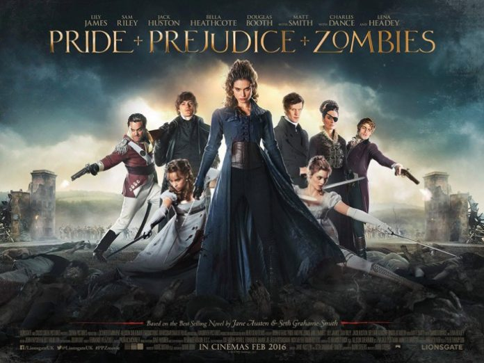 Ppz - Pride and Prejudice and Zombies: Video Trailer e trama