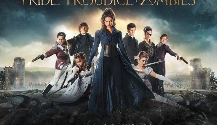 Ppz - Pride and Prejudice and Zombies: Video Trailer e trama