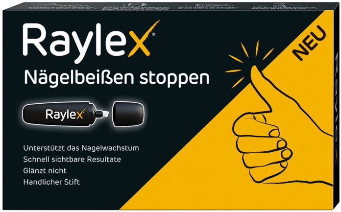 Raylex per non mangiare le unghie: Come funziona