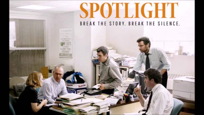 Il Caso Spotlight: Trama, Video Trailer e Cast del Film Premio Oscar2016