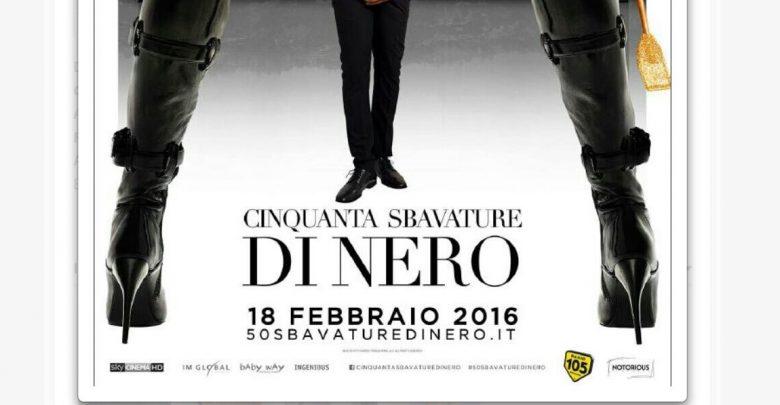 Cinquanta Sbavature di Nero: Video Trailer e Data d'Uscita